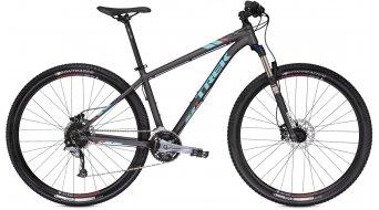 Trek X-Caliber 7 650B/27.5 MTB bici completa tamaño 34.3cm (13.5) matte dnister negro/miami verde Mod. 2016