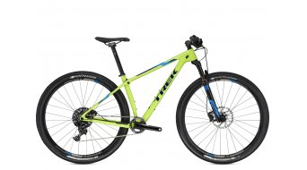 Trek Procaliber 9.7 SL 29 MTB Komplettbike Gr. 47cm (18.5) volt green Mod. 2016