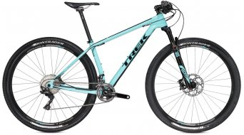 Trek Superfly 9.8 29 MTB Komplettbike Gr. 47cm (18.5) miami green/trek black Mod. 2016