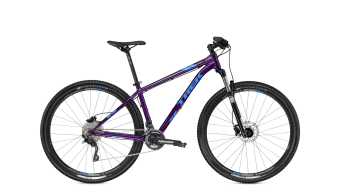 Trek X-Caliber 9 29 MTB bici completa purple lotus/waterloo azul Mod. 2016