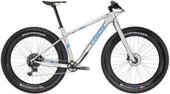 Trek Farley 9.8 650B/27.5 Fat bike bici completa . matte quick silver mod. 2017