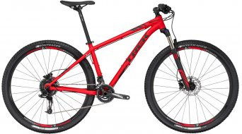 Trek X-Caliber 8 650B/27.5 MTB bici completa matte viper rojo Mod. 2017
