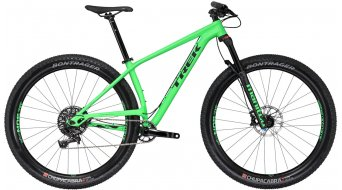 Trek Stache 7 29 MTB bici completa . matte green-light mod. 2017
