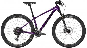 Trek Superfly 6 WSD 29 MTB bici completa da donna . purple lotus mod. 2017