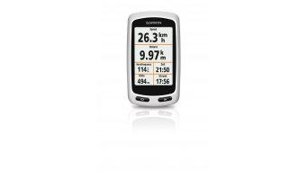Garmin Edge Touring Plus Navigationsgerät inkl. (Standard) Edge Lenkerhalterung weiss/schwarz