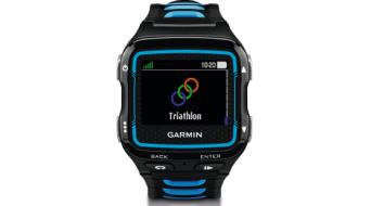 Garmin Forerunner 920XT GPS-Multisportuhr schwarz/blau