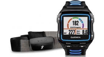 Garmin Forerunner 920XT rueda trasera GPS-Multisportuhr (incl. Premium Herzfrequenzbrustgurt) negro(-a)/azul