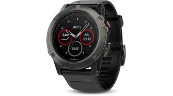 Garmin fenix 5X GPS Multisportuhr grey