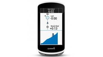 Garmin Edge 1030 GPS 无线骑行电脑 黑色/白色