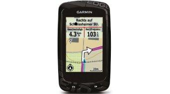 Garmin Edge 810 Bundle GPS-ciclocomputador+ Topo Alemania 2012 Pro microSD- dispositivo de pruebas- no es verkäuflich!