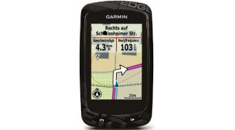 Garmin Edge 810 Bundle GPS-Fahrradcomputer+ Topo Deutschland 2012 Pro microSD - TESTGERÄT - nicht verkäuflich!