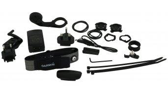 Garmin Edge 810 Bundle GPS-ciclocomputer + Premium HF-fascia toracica GSC10 + strada cartina CN Europa