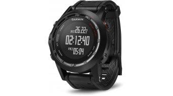 Garmin fenix 2 GPS Multisportuhr schwarz