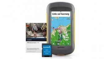 Garmin Montana 600 GPS-Navigationsgerät + Topo Deutschland V6 Pro microSD