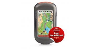 Garmin Oregon 450 GPS-Navigationsgerät inklusive eine Region der Topo Deutschland Light