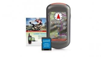 Garmin Oregon 450 GPS-Navigationsgerät + TransAlpin 2012 Pro Bundle microSD
