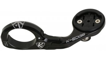 K-Edge Garmin Combo Mount 电子产品 车把基座 black