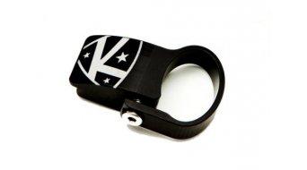 K-Edge TT-attacco al manubrio SRM oval (manubrio aerodinamico ) black