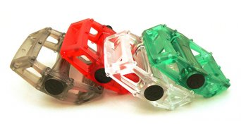 Atomlab Polytec pedals red 360g