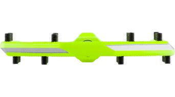 Azonic Kamikaze pedales color neón amarillo Mod. 2016