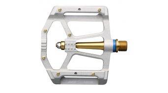 HT Air Evo ME 02 dientes Magnesio Titan Flat pedales raw