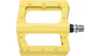 HT Nano-P PA 12 Flat Pedale yellow