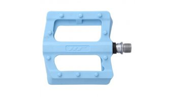 HT Nano-P PA 12 Flat Pedale light blue