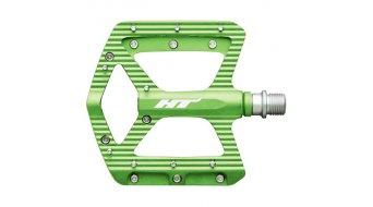 HT Nano ANS 06 Flat pedales lime