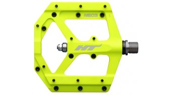 HT Air Evo ME 03 Magnesium Flat Pedale yellow