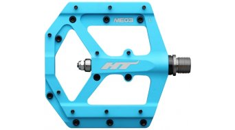 HT Air Evo ME 03 Magnesium Flat Pedale blue (neon)