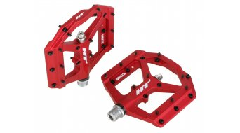 HT Air Evo ME 03 Magnesium Flat Pedale red
