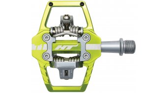 HT Enduro T1 Pedale apple green