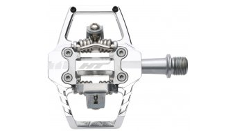 HT Enduro T1 Pedale silver