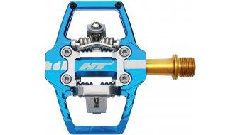 HT Enduro T1T Titan pedales marine azul