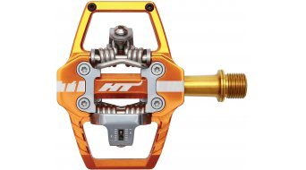 HT Enduro T1T Titan Pedale orange