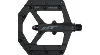 HT Air Evo ME 03 Magnesio Flat pedales stealth negro edition