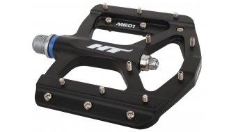 HT Air Evo ME 01 Magnesium Flat Pedale black