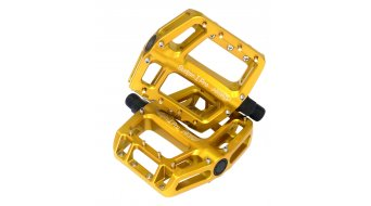 NC-17 Sudpin I Pro Pedale gold