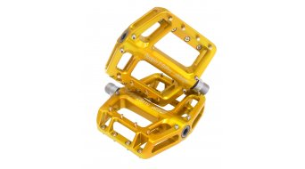 NC-17 Sudpin I S-Pro Pedale gold