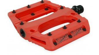 Sixpack Vegas pedales rojo Mod. 2016