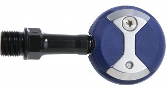 Speedplay X/5 CrMo Road Pedal 220g/Paar, dunkelblau