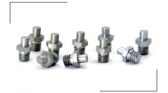 Syntace NumberNine pins di ricambio allum. 7075 42mm 10pz.