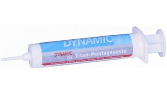 Dynamic pasta montaggio per titanio siringa 20g