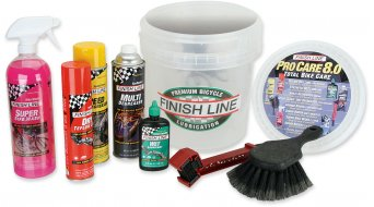 Finish Line Pro Care Pflege-Set 8,0