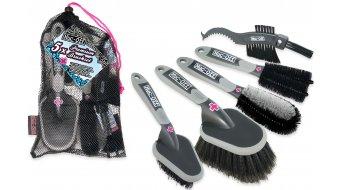 Muc-Off 5x kit de cepillos limpiadores