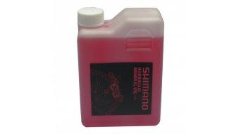 Shimano liquido freni idraulici olio minerale