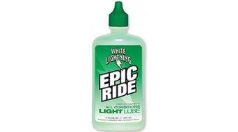 White Lightning Epic Ride Kettenschmiermittel 120ml