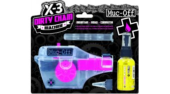 Muc-Off X-3 dispositivo limpiacadenas