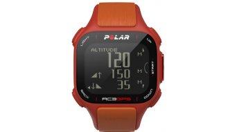 Polar RC3 GPS HR Multisport & Lauf-Computer orange/red  - VORFÜHRTEIL Ausstellungsstück