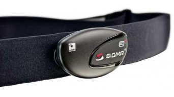 Sigma Sport R1 ANT+ Comfortex+ Textilbrust ceinture ROX 10.0